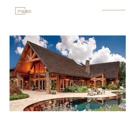 Customized villa of light steel structure