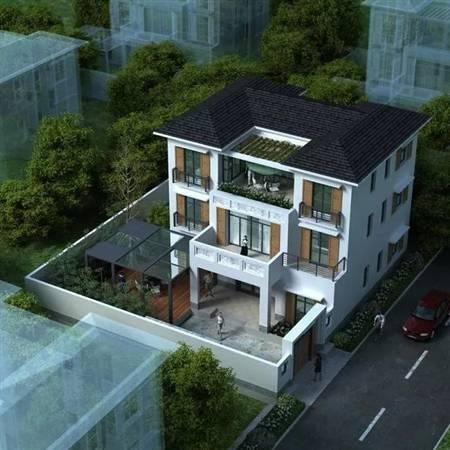 自建别墅-中式风格04